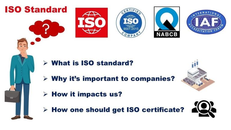 The 5 benefits of ISO standards that you should know