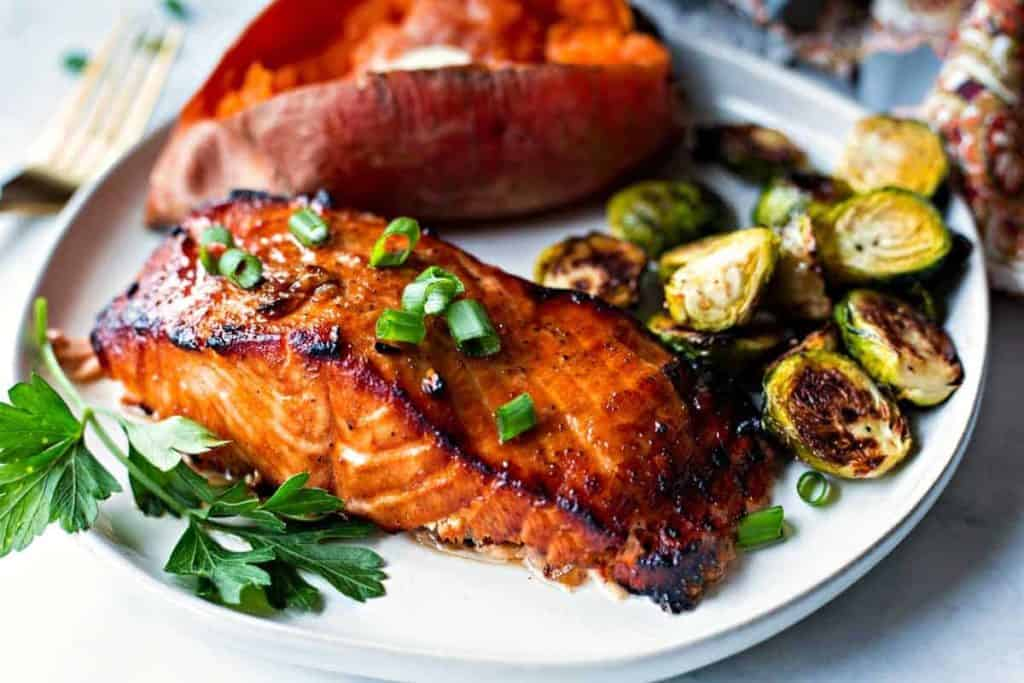 How To Make THE BEST Grilled Salmon