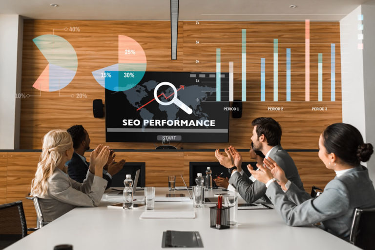 Top 5 KPIs to report on your SEO success
