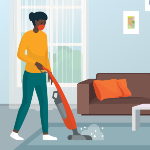 How to disinfect home against COVID-19?